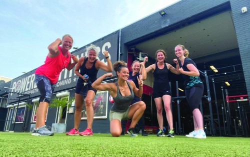 Fitness in Best dat doe je bij PowerBase!