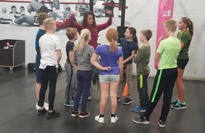 Jeugd Boksen en Jeugd Fitness uitproberen via Schoolsport Best