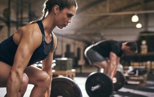 Vrouwen en krachttraining