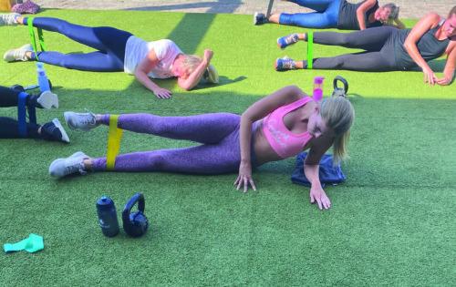 Ruime Fitness Best inclusief alle faciliteiten die je je maar kan wensen!
