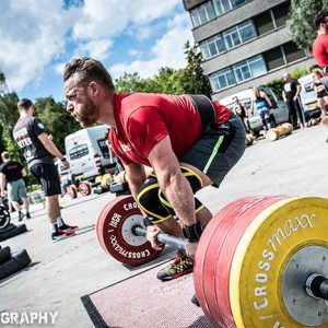 Strongman competitie Best