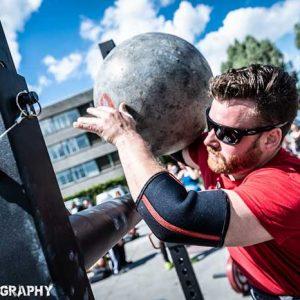 Strongman Eindhoven groepsles