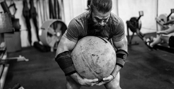Strongman Training – vrije workout-