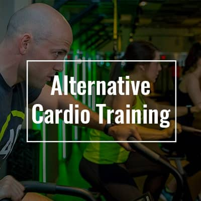 Alternative Cardio Training