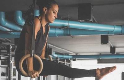 Calisthenics bij PowerBase Fitness in Best/Eindhoven