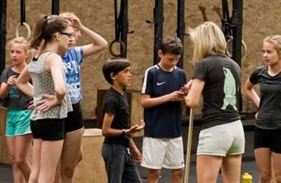 CrossFit Kids & Teens de nieuwe training voor de jeugd