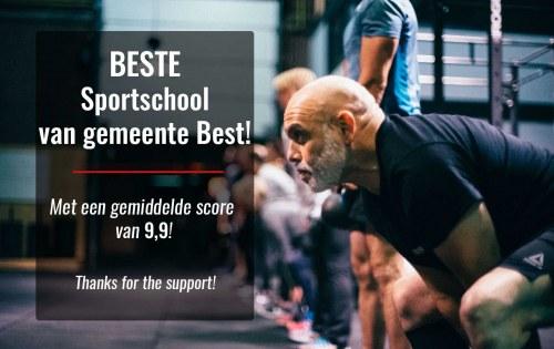 Winnaar: Beste sportschool van gemeente Best