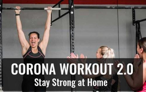 Corona Workout 2.0