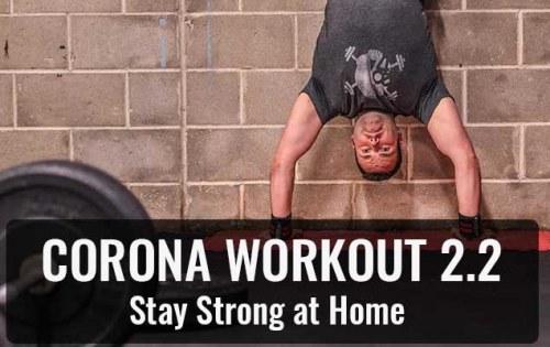 Corona Workout 2.2