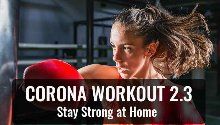 Corona Workout 2.3