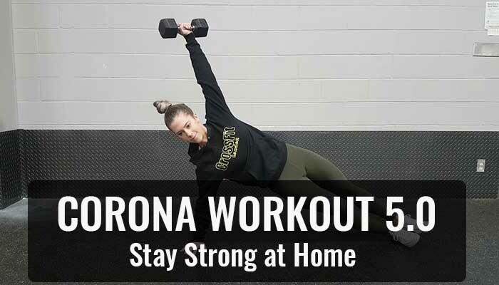 Corona Workout 5.0