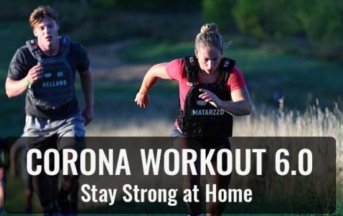 Corona Workout 6.0