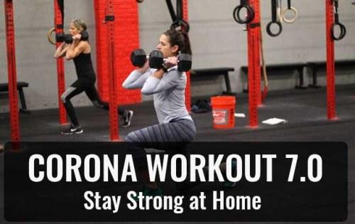 Corona Workout 7.0