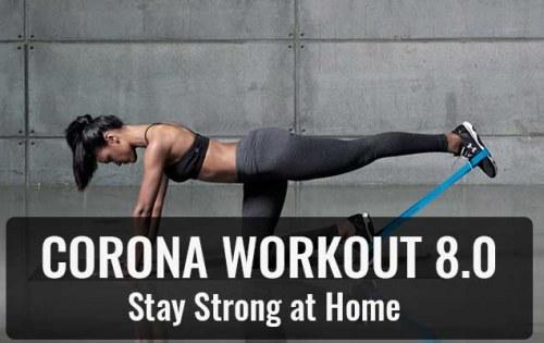 Corona Workout 8.0