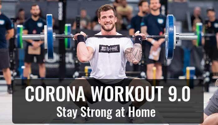 Corona Workout 9.0