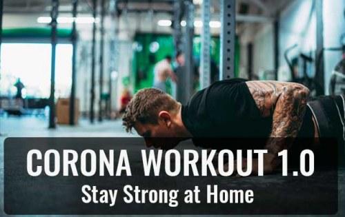 Corona Workout 1.0