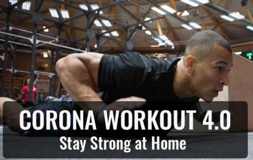 Corona Workout 4.0