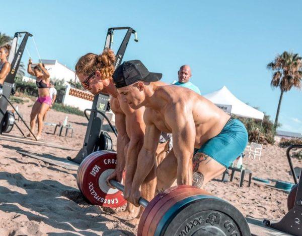 CrossFit bij Aqua Best